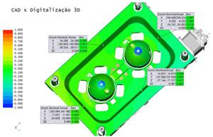 Inspeção 3D - 1